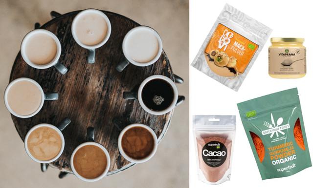 Vi listar: 7 superfoods som boostar ditt kaffe!