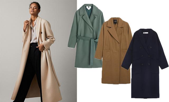 Det våras för kappor – femton klassiker som finns i butik just nu!