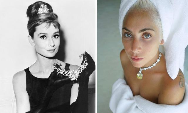 """Lady Gaga bar ikoniskt halsband under Oscarsgalan: """"Gjorde min oförglömliga natt ännu mer speciell"""""""