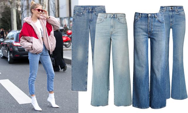 Denimbonanza – 16 jeans att haffa i butik just nu!