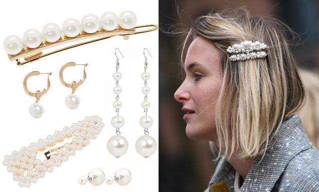 Stilsäker i pärlor - 22 dekorerade accessoarer vi vill bära i vår!