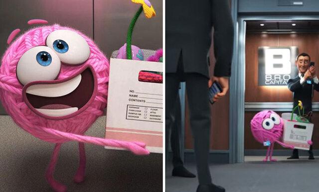 Pixars nya film döljer ett viktigt budskap - nej tack till mansdominerade arbetsplatser