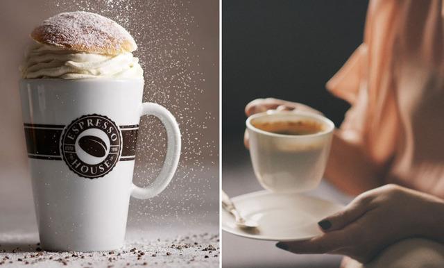 Espresso House nyhet låter helt magisk – snart lanseras en helt ny typ av semla!