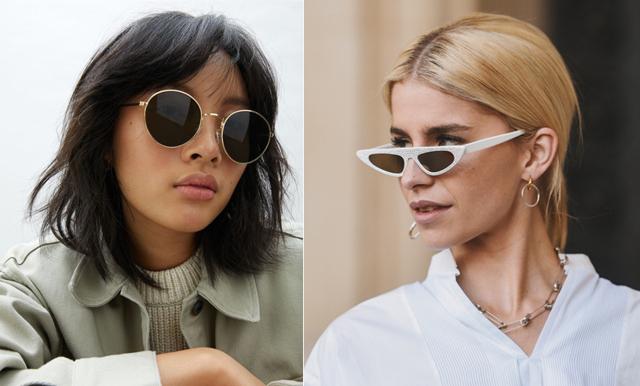 Detaljen som gör looken – 20 solglasögon vi vill bära i vår!