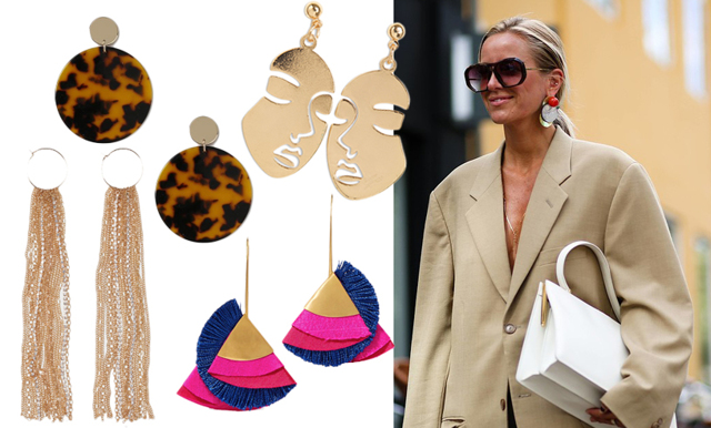 Vi listar vårens trendaccessoar- 17 statement-örhängen som lyfter din outfit!