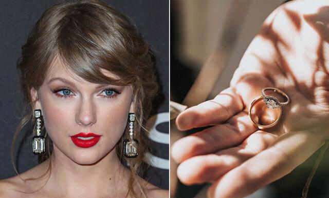 Taylor Swift överraskar med sång under fansens förlovningsfest - våra hjärtan smälter!