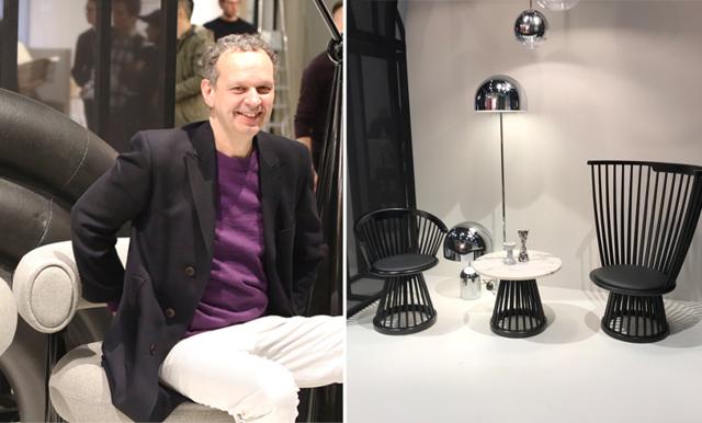 """Tom Dixon om hållbarhet och vägen till framgång: """"Jag vill att min design ska överleva för alltid"""""""