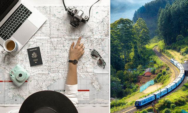 Vill du upptäcka världen på ett miljövänligare sätt? Nu lanserar Ving tågcharter!