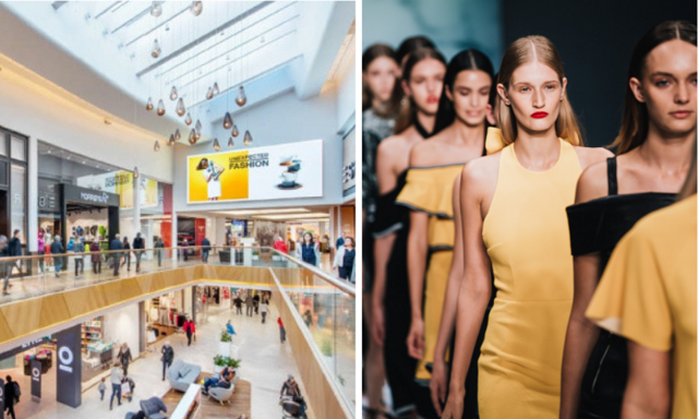 Täby Centrum & Metro Mode presenterar – Fashion & Beauty festival