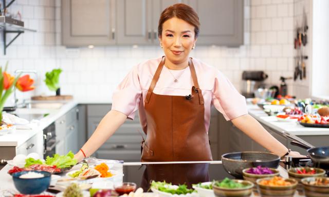 Räkchock och soppglädje när Lin och Sara lagar Tom Yum Goong