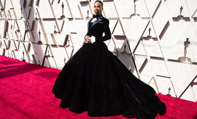 """Billy Porter om varför han bar klänning på Oscarsgalan: """"Jag kände mig fri"""""""
