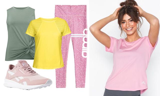 Kicka igång våren med färgglada träningskläder – 15 plagg i butik!