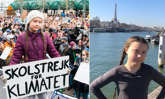Greta Thunberg nominerad till Nobels fredspris – kan bli den yngsta att ta emot priset