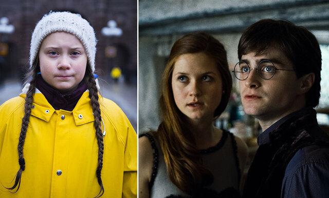 Läs Harry Potter-skådespelarens fina hyllning till Greta Thunberg