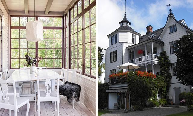 5 drömmiga hus och herrgårdar som kostar mindre än en tvåa i Stockholm