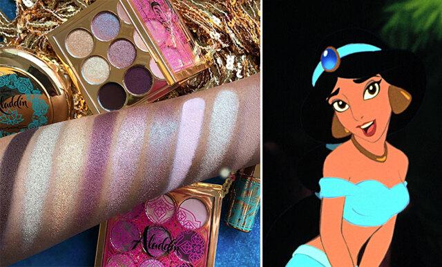 """""""En helt ny värld"""" – MAC Cosmetics släpper en kollektion inspirerad av prinsessan Jasmine"""