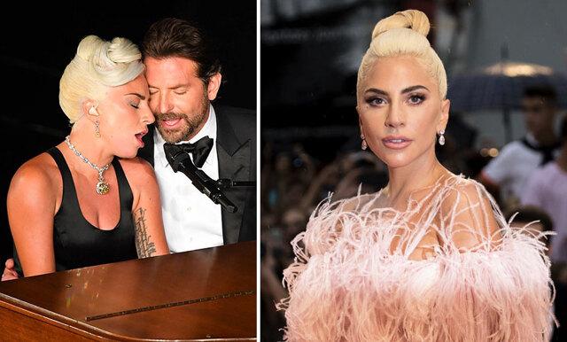 Lady Gaga talar ut om