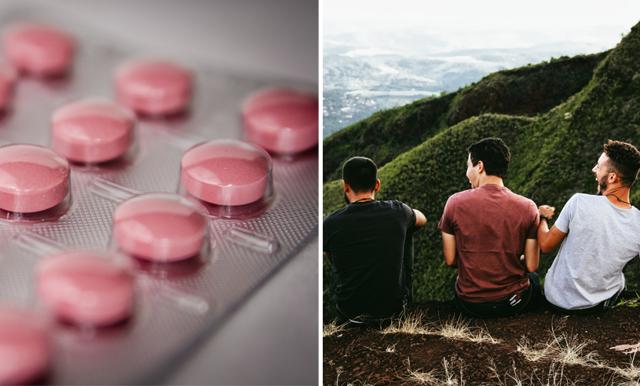 Nu är ett manligt p-piller på väg!