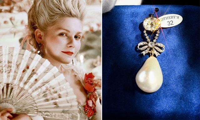Marie Antoinettes pärlsmycke såldes på auktion – summan är GALEN!