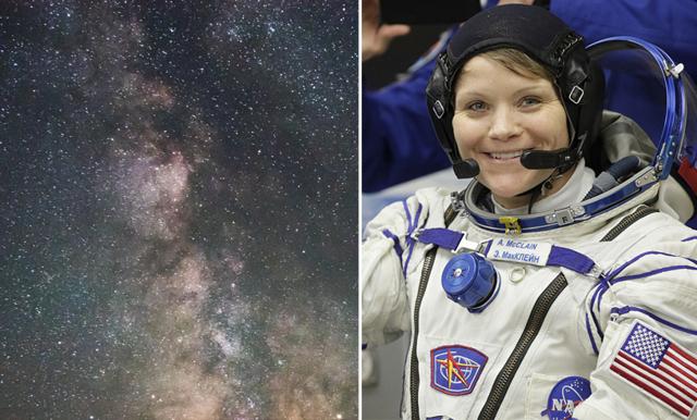 """NASA: """"Den första personen på Mars kommer sannolikt att vara en kvinna!"""""""