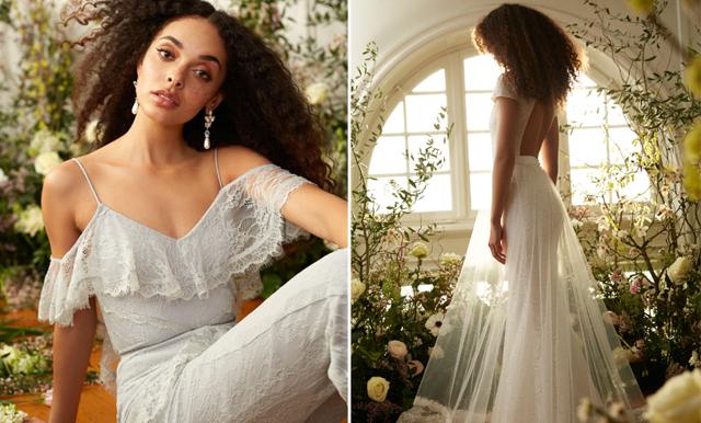 Nelly lanserar exklusiv bröllopskollektion med Ida Lanto – se klänningarna här!