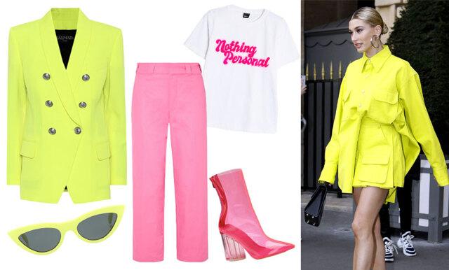 Redo att haka på neon-trenden? Här är 16 färgstarka favoriter!