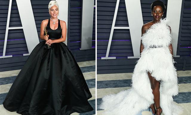 Så mycket kostar de vackra galaklänningarna från Oscarsgalan