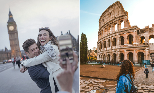 Europas pärlor – här är de mest instagrammade städerna!