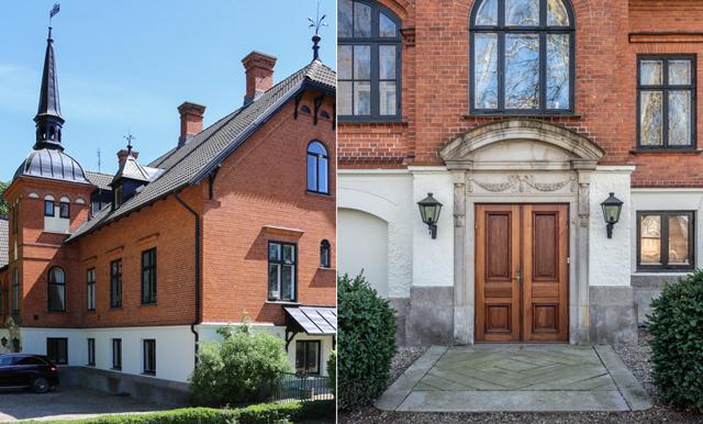 Veckans hem är en slottsdröm som får oss att vilja bli husägare(!)