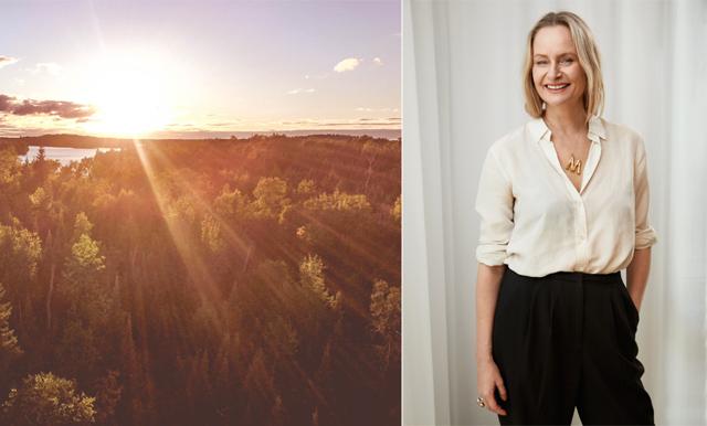 """Maria Östblom: """"Mode och hållbarhet måste gå hand i hand"""""""