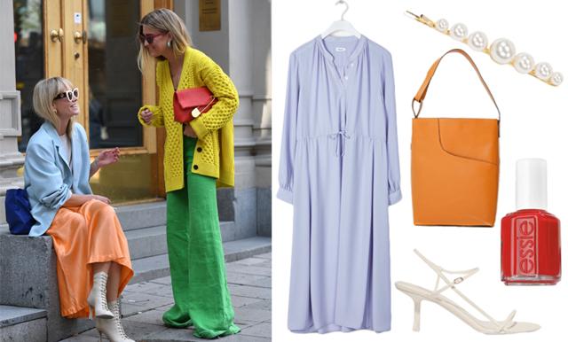En färgsprakande vår – Metro Mode-Alexandra listar sina vårfavoriter!