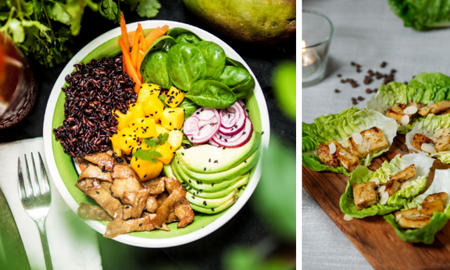 Så byter du ut kycklingen – tre fräscha veganska recept