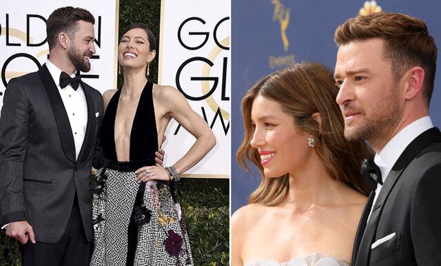 Se Jessica Biels känslosamma kärleksförklaring till Justin Timberlake här!