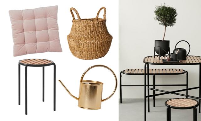 H&M Home lanserar utemöbler – här är våra 13 favoriter ur sommarkollektionen!