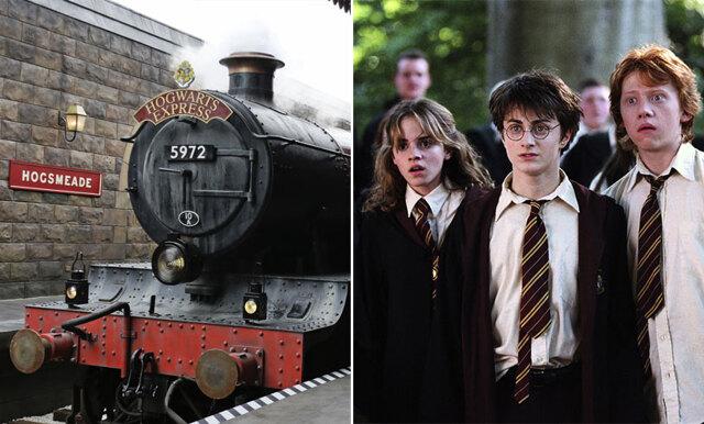 Mugglare eller trollkarl? Nu kan alla få följa med på en åktur med Hogwarts Express