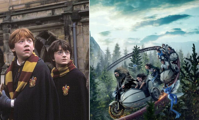Upplev den förbjudna skogen - här är den nya Harry Potter-attraktionen