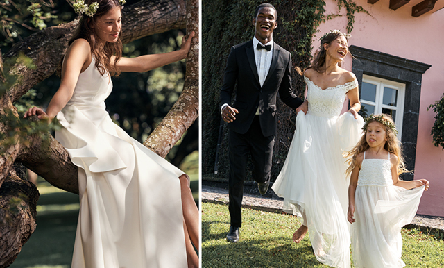 Ljuvliga spetsdrömmar – spana in H&Ms nya bröllopskollektion