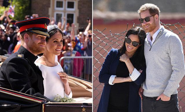 Följ det kungliga livet - Meghan och prins Harry har skaffat Instagram