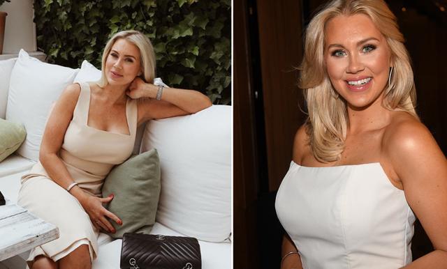 Här hintar Isabella Löwengrip om att hon är en av årets värdar i Sommar i P1
