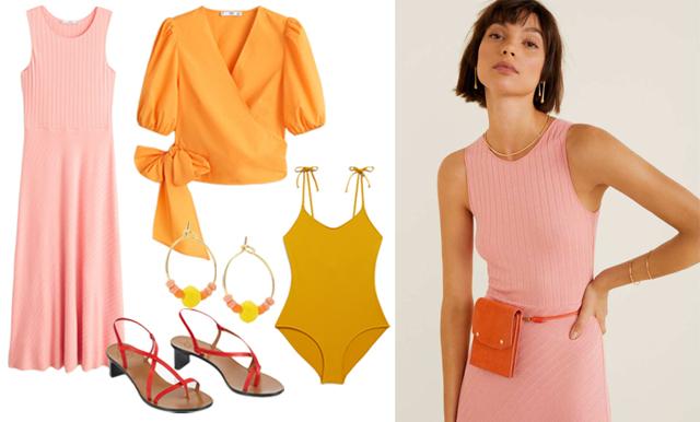 Klä dig i sprudlande färger – här är veckans kap från kedjorna!