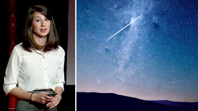 Hjärnan bakom bilden på det första svarta hålet är 29-åriga Katie Bouman