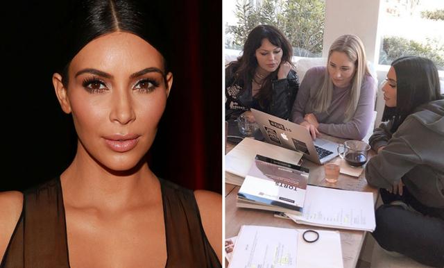 """Kim Kardashian pluggar till advokat: """"Det är aldrig för sent att följa sina drömmar"""""""
