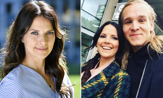 """Malin Olsson om nedstämdheten efter graviditeten: """"För mig blev det så starkt att jag blev likgiltig"""""""