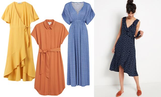 Sätt fart på sommaren med 14 drömmiga klänningar!