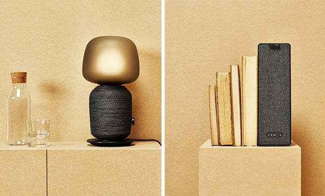 Ikea släpper stilrena högtalare tillsammans med Sonos
