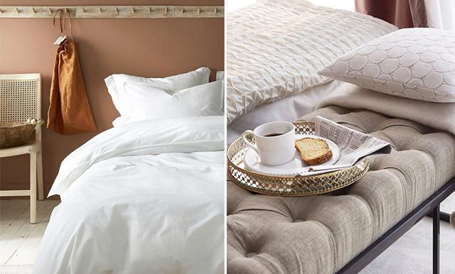13 trendiga köp som ger ditt sovrum den perfekta hotellkänslan