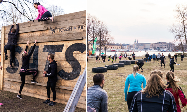 No More Bad Days – häng med oss på svettigaste och roligaste träningspasset