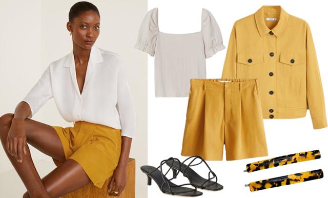 Bäst i butik just nu – gult, vårigt och elegant