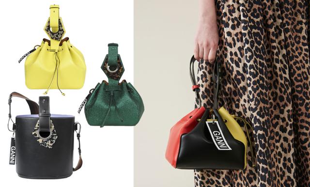 Ganni släpper ny kollektion – handväskor utöver det vanliga
