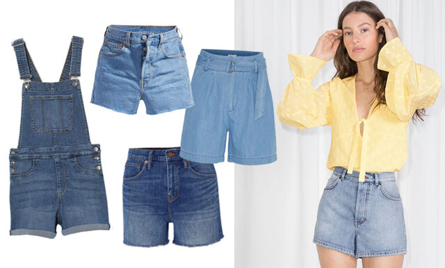 Ingen sommar utan de perfekta jeansshortsen – 18 bästa köpen just nu